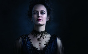 Picture drama, horror, Eva Green, Penny Dreadful, Vanessa Ives