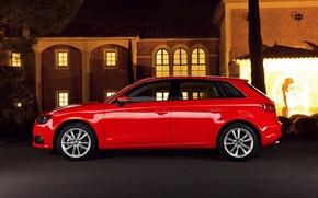 Picture Audi, TDI, 2.0, Sportback