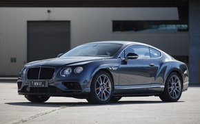 Picture Bentley, Continental, 2016, luxury car