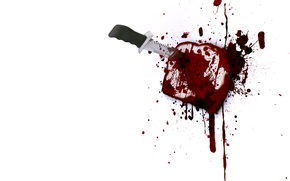 Picture Wallpaper, blood, knife, sugar