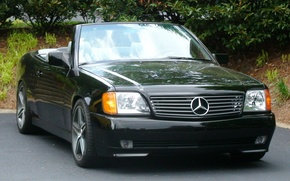 Picture mercedes-benz, coupe, c124