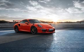 Picture 911, Porsche, GT3RS, HRE, P101, Gloss Black