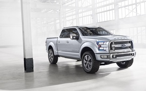 Picture Concept, Ford, pickup, Atlas