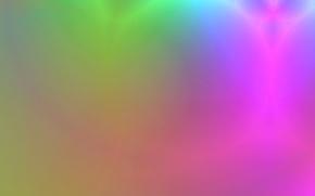 Picture light, fog, paint, color, gas