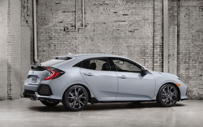 Picture Honda, Civic, hatchback