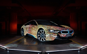 Picture BMW, BMW, I12, Garage Italia Customs