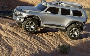 Picture Mercedes-Benz, concept, Ener-G-Force