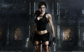 Picture the game, underworld, tomb raider
