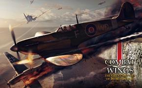 Wallpaper wallpaper, gaming, 2013, Combat Wings