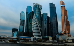 Picture The city, Moscow, City, Moscow, Moscow-City, Moscow City