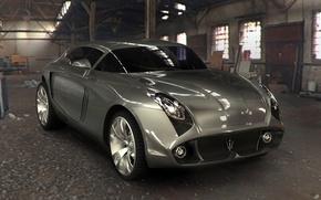 Picture Concept, Maserati, Design, Front, Angle, 2009, 1920x1440, byAndrei, Kuba, Trofimtchouk