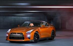 Picture Nissan, GT-R, Nissan, R35