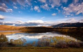 Picture lake, new Zealand, Lake Hayes