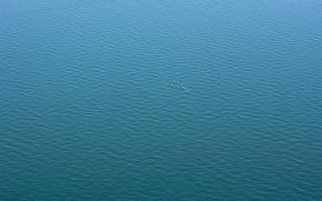 Picture water, lake, ruffle, Baikal, blue