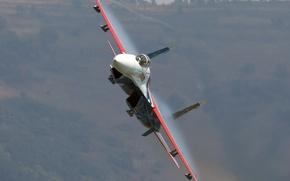 Picture Su-27, Dry, Russian Knights, Gelendzhik, Mountains, BBC, Russia, Turn, Hills, Flight, Su-27