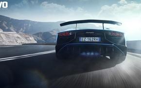 Picture Roadster, Lamborghini, Aventador, Super Veloce