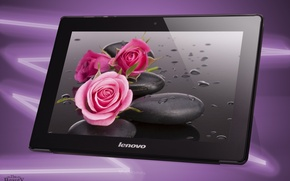 Picture tablet, image, Lenovo