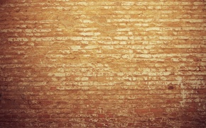 Picture wall, brick, texture