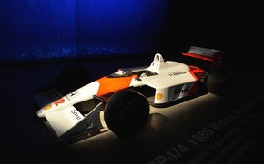 Picture McLaren, Honda, Formula 1, MP4/4