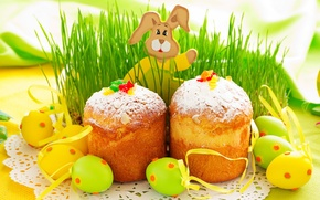Picture holiday, spring, cake, cakes, spring, Easter