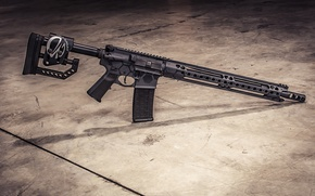 Picture weapons, assault rifle, background, LVOA-3G