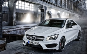 Picture Mercedes-Benz, AMG, CLA45