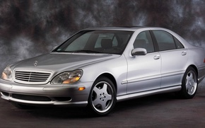 Picture mercedes-benz, amg, s600, w220