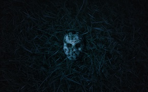 Picture mask, Friday the 13th, horror, Jason