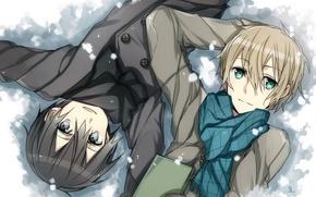 Picture anime, art, guys, Sword art online, Sword Art Online, Kirito