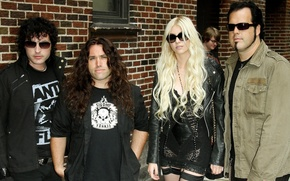 Picture group, Rock, Taylor Momsen, The Pretty Reckless