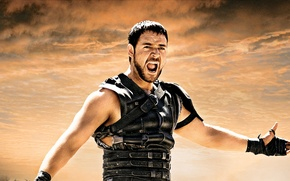 Picture Warrior, Male, Russell Crowe, Gladiator