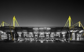 Wallpaper Sport, Football, Dortmund, Signal Iduna Park, BVB Borussia