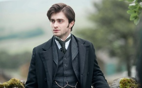 Picture pose, costume, Daniel radcliffe, Woman In Black