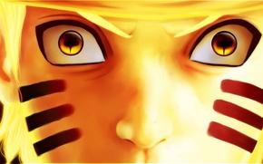 Picture fire, flame, game, Naruto, eyes, anime, boy, face, ninja, asian, God, manga, shinobi, japanese, Naruto …