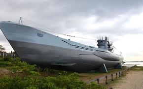 Picture Germany, Submarine, U995