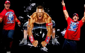 Picture John Cena, John Cena, wrestlemania, champion, hall of fame
