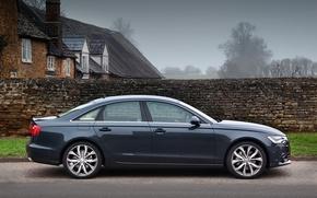 Picture Audi, uk-spec, 3.0, tdi