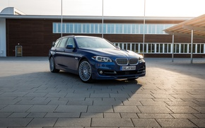 Picture BMW, BMW, F10, universal, Alpina, Limousine, Bi-Turbo, 2015, Edition 50