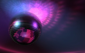 Picture Music, Disco Ball, The Wallpapers