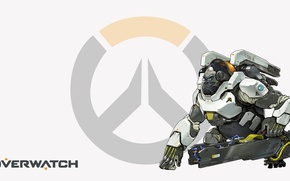 Picture Blizzard, Overwatch, Game, Winston, Wallpaper