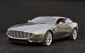 Picture Aston Martin, Zagato, Shooting Brake, Virage, 2014