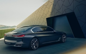 Picture Concept, BMW, vision, Future, luxury, vehicle, 2014