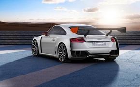 Picture Concept, Audi, Turbo, Audi TT, Clubsport, Audi 2015, Audi TT Clubsport Turbo Concept 2015, Audi …