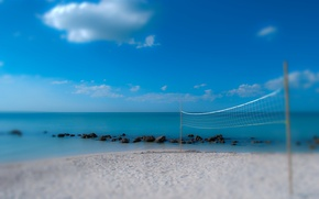 Picture sea, beach, summer, sport