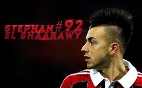 Picture player, Milan, Milan, Stephan Kareem El Shaarawy, Stephan Kareem El Shaarawy