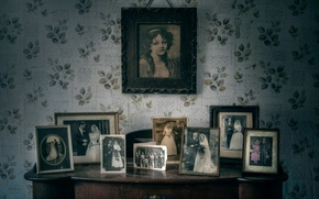 Wallpaper wedding, retro, wall, photo, Wallpaper, vintage