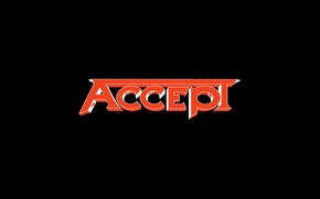 Picture logo, hard-rock, accept, germany band