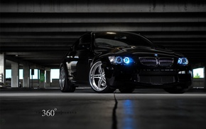 Picture BMW, Parking, forged, 360°