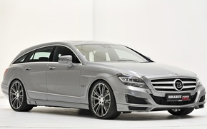 Picture CLS, Mercedes, Brabus, Shooting Brake