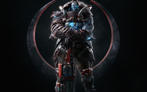 Picture Game, Quake Champions, Scale Bearer
